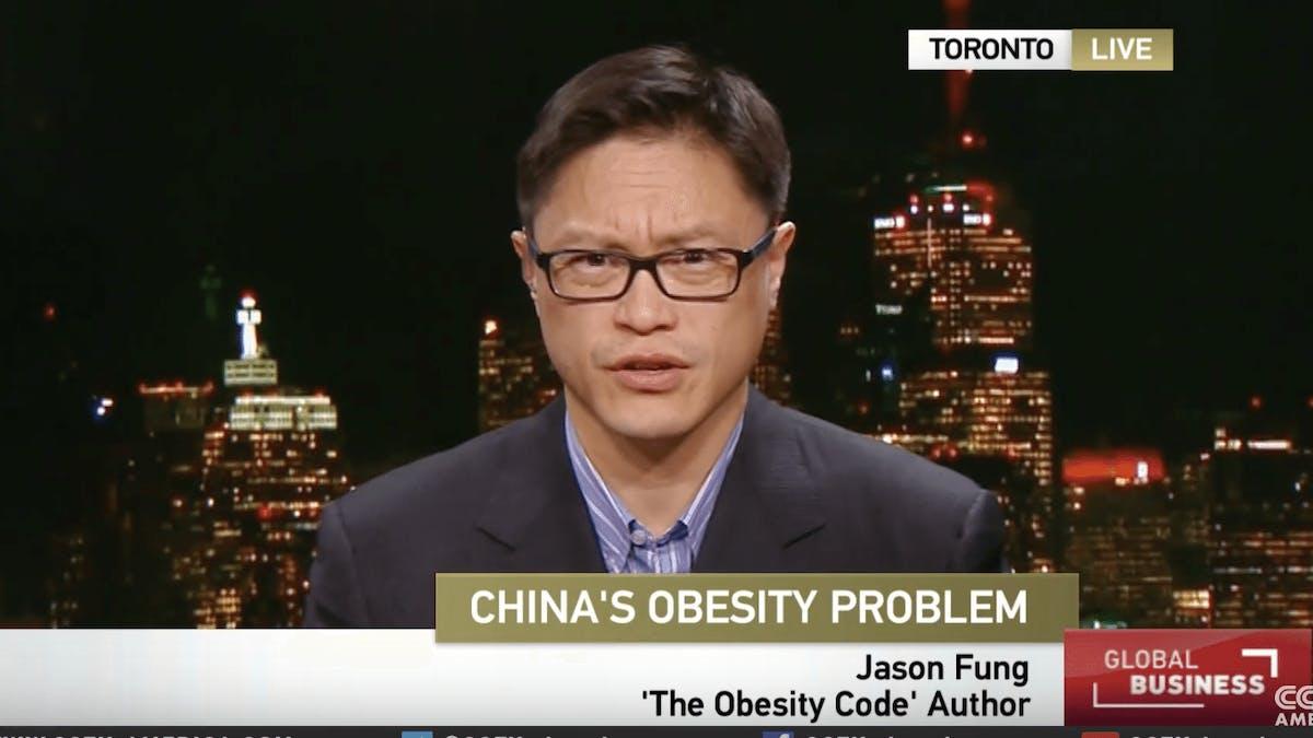 Antalet personer med fetma i Kina passerar USA - här är orsaken