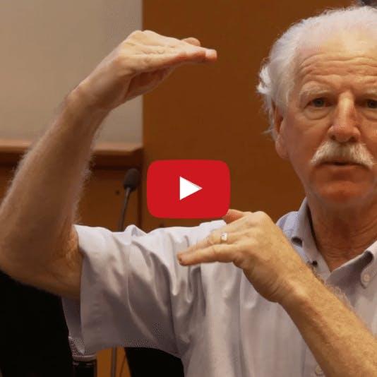 <strong>Frågor om viktnedgång</strong> besvarade av LCHF-experten dr Stephen Phinney