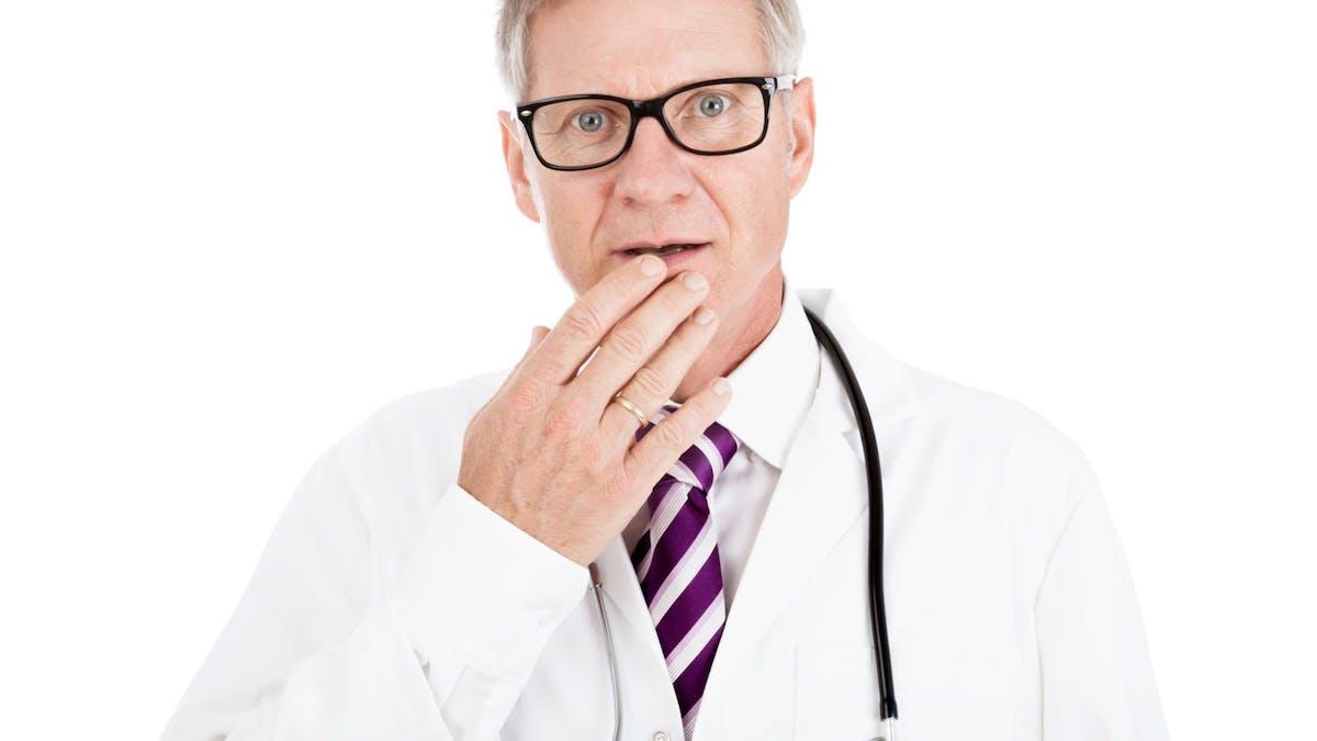 """""""Min läkare kunde inte tro det"""""""