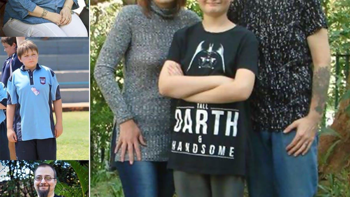 Familj går ner <strong>140 kilo</strong> på LCHF