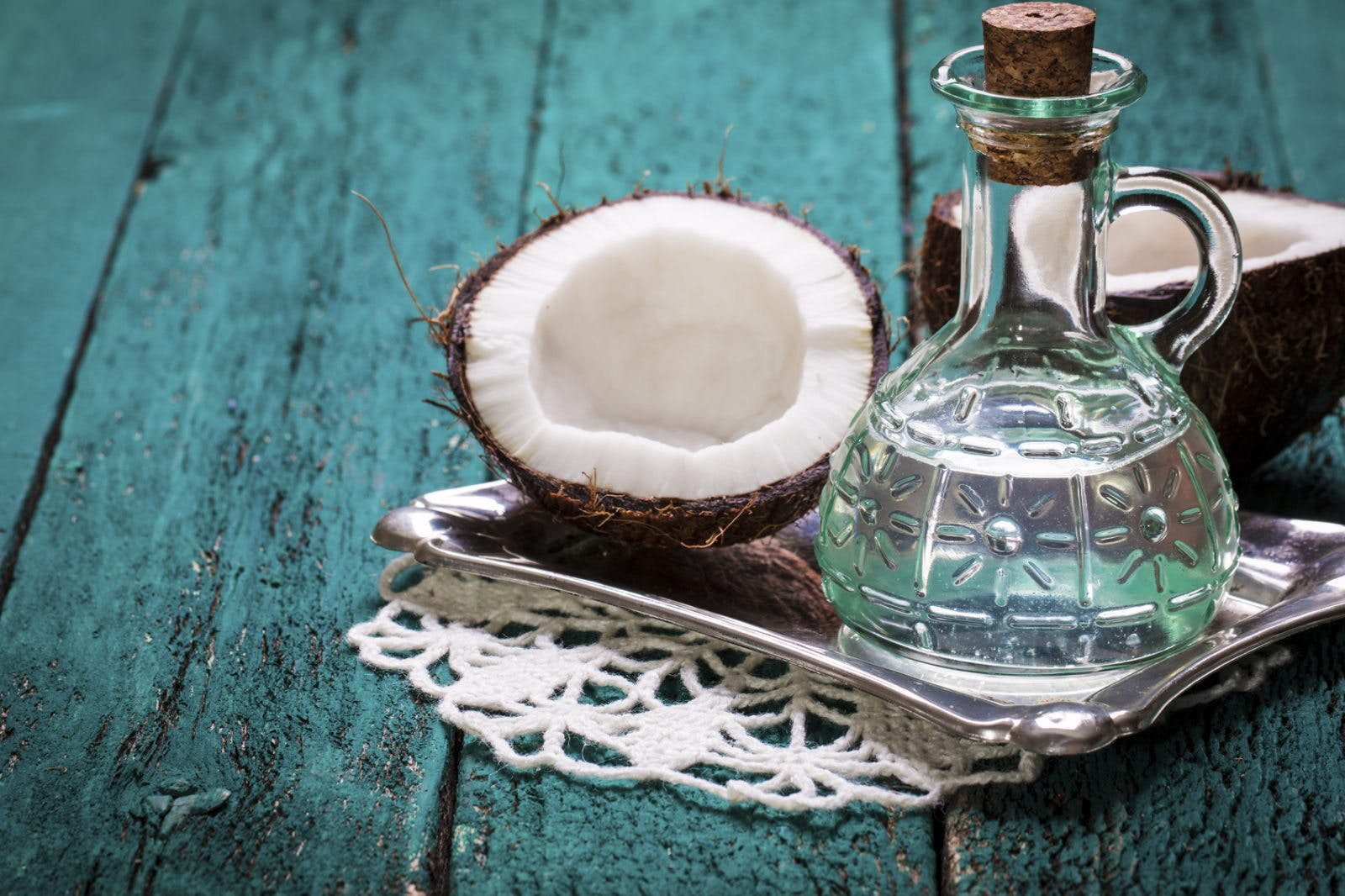 Coconut oil is excellent for getting into ketosis
