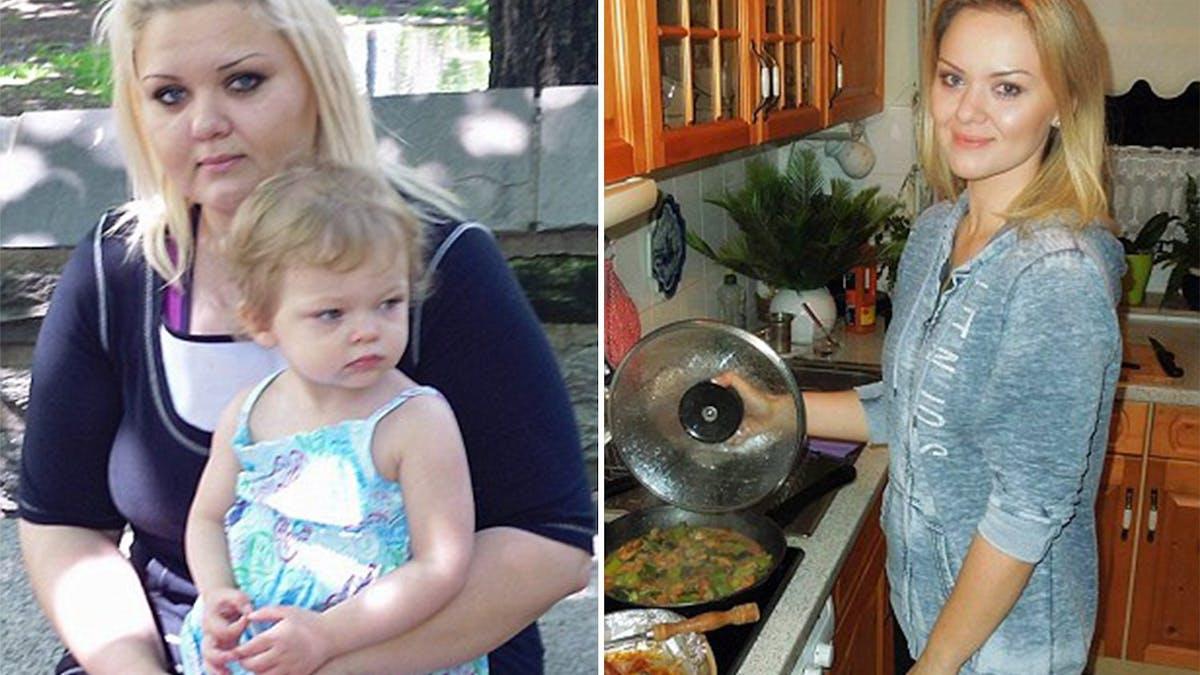 Småbarnsmamma går ner <strong>59 kilo</strong> med hjälp av ketogen kost
