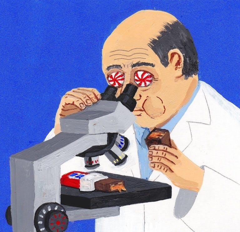 Nutritionisten – sockerindustrins hemliga kanal