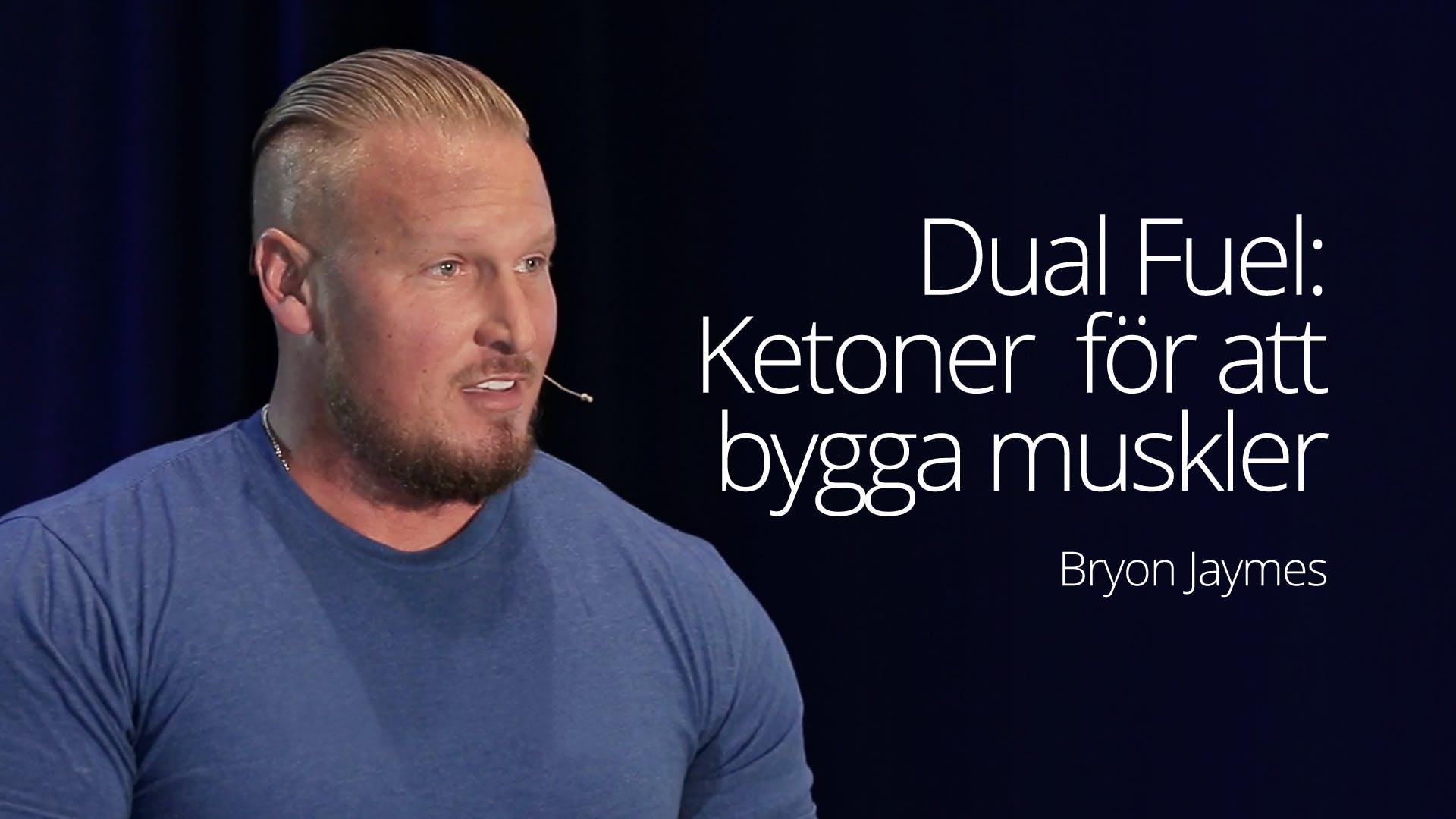 Dual Fuel: Ketoner för att bygga muskler