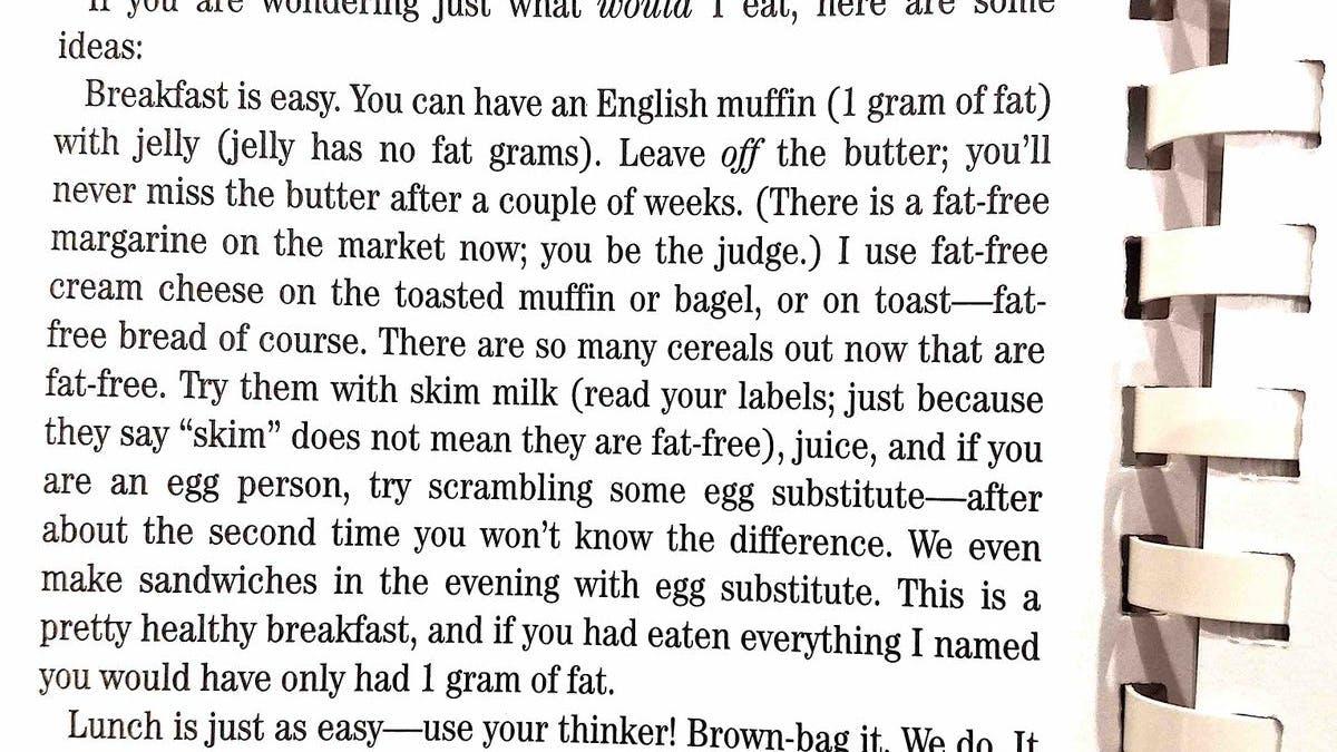Problemet med en riktigt fettsnål frukost