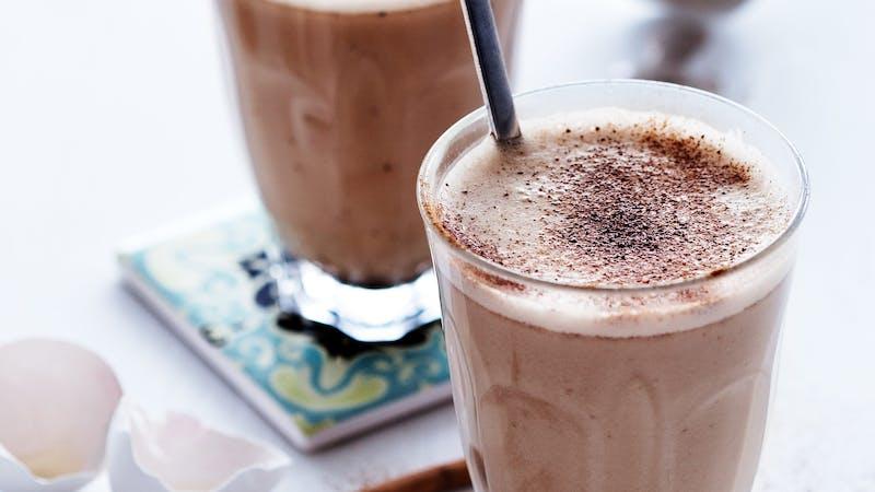 LCHF Mejerifri latte