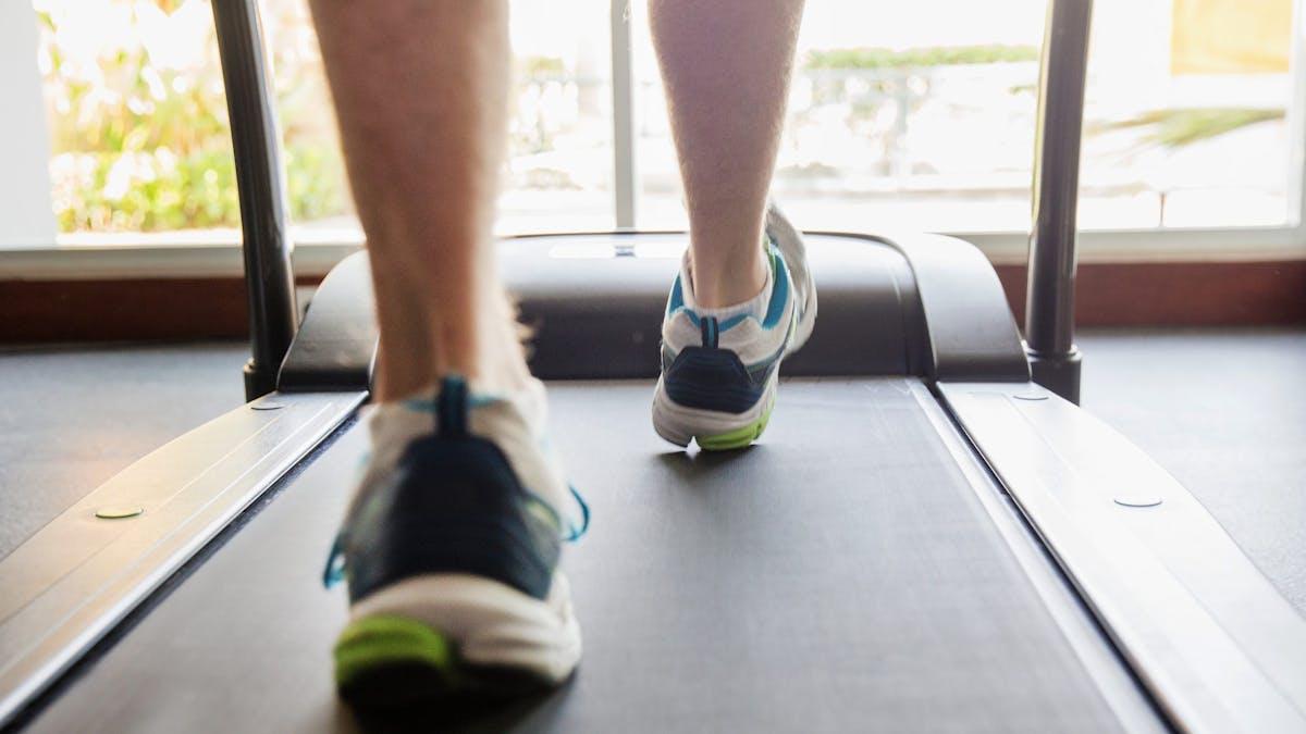Försöker du att gå ner i vikt? Du slösar bort din tid på gymmet