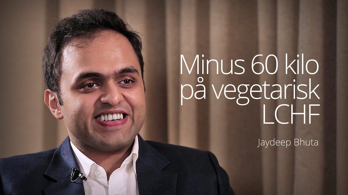 Minus 60 kilo på vegetarisk LCHF