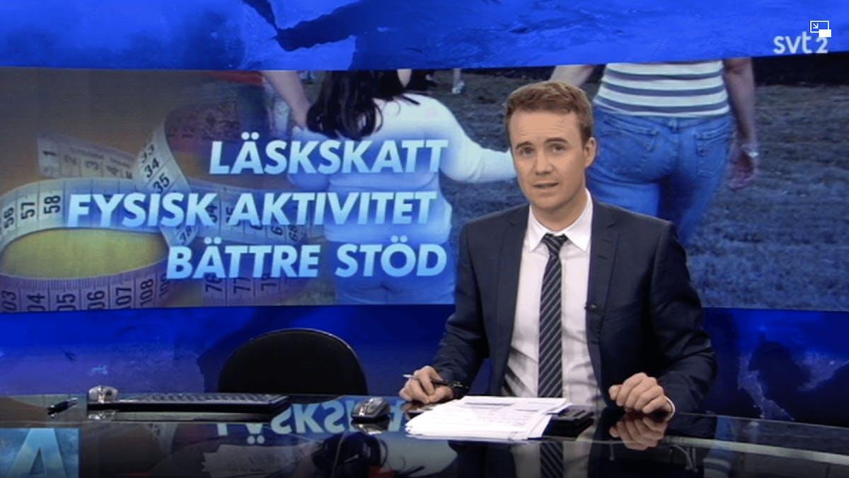 Upprop: Svenska politiker måste agera mot fetma