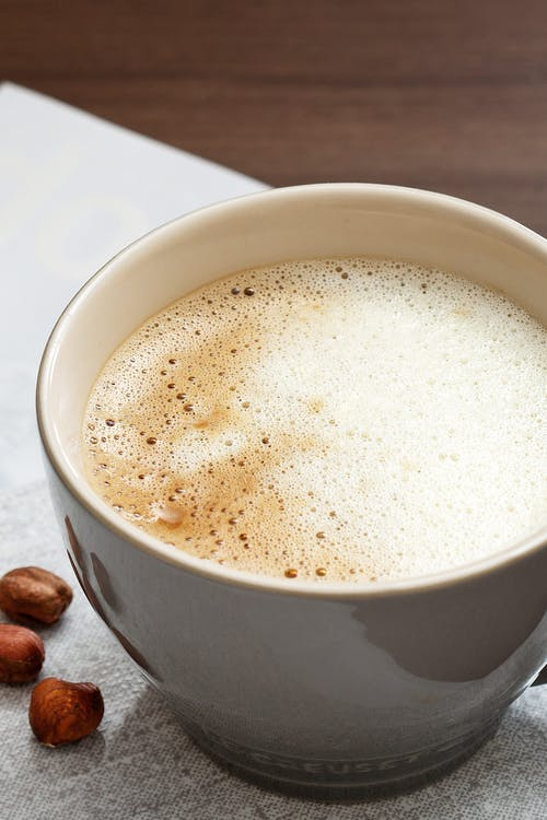 Gräddkaffe
