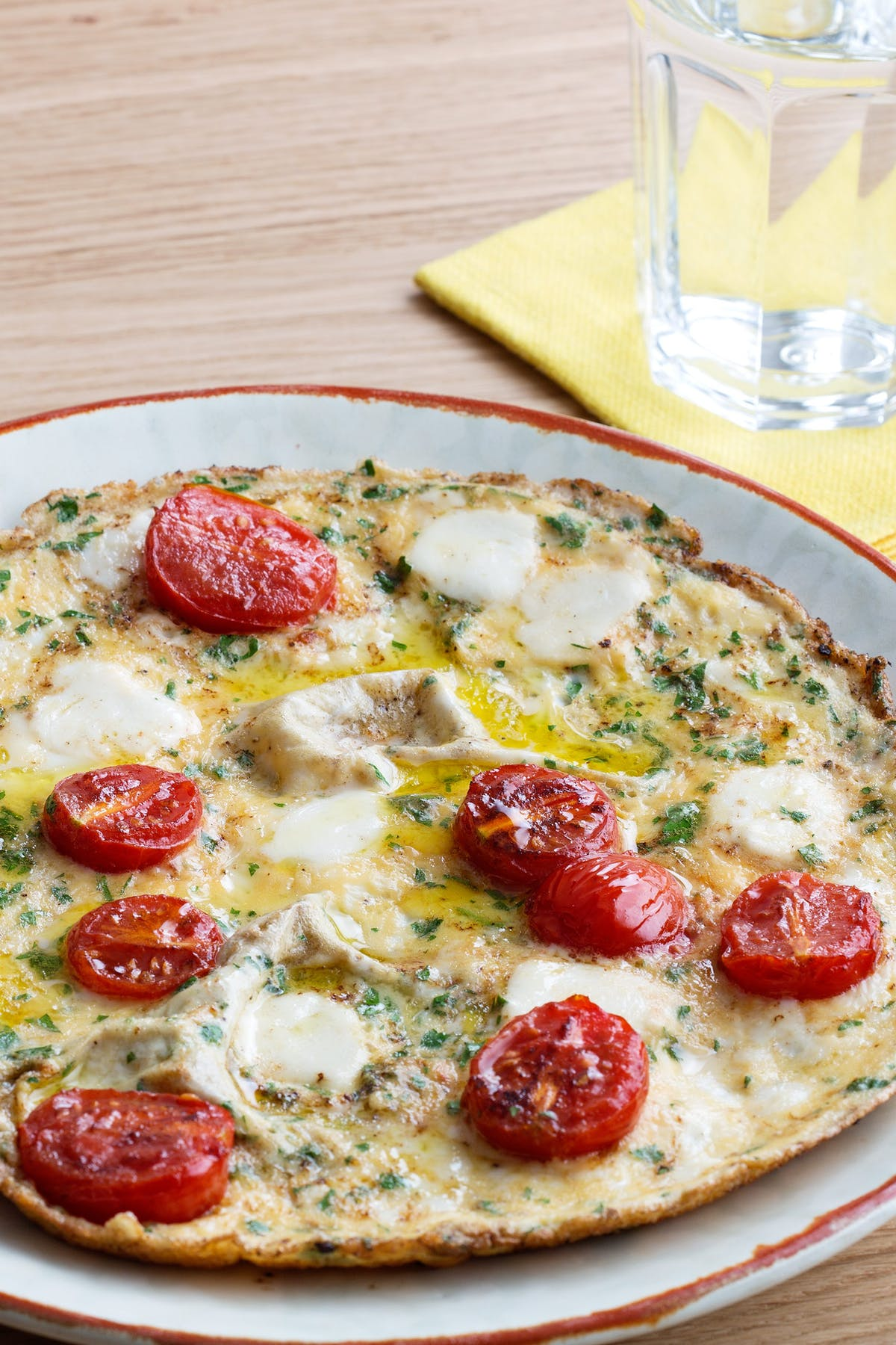 Italiensk omelett