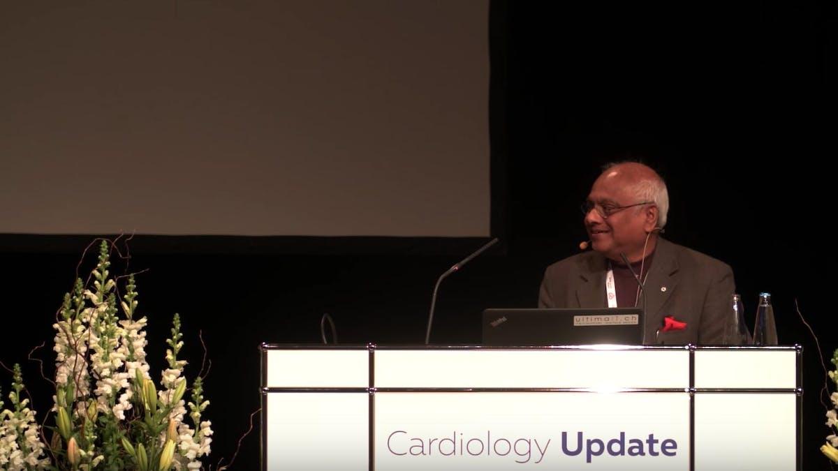 Ordförande för World Heart Federation: Fett skyddar, kolhydrater skadar!