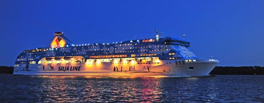 Ship Silja Galaxy