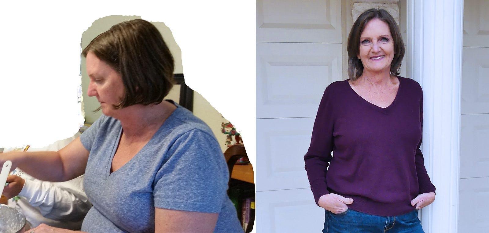 """""""Jag kan inte berätta hur mycket jag har gått ner i vikt, för jag BRYR MIG INTE!"""""""