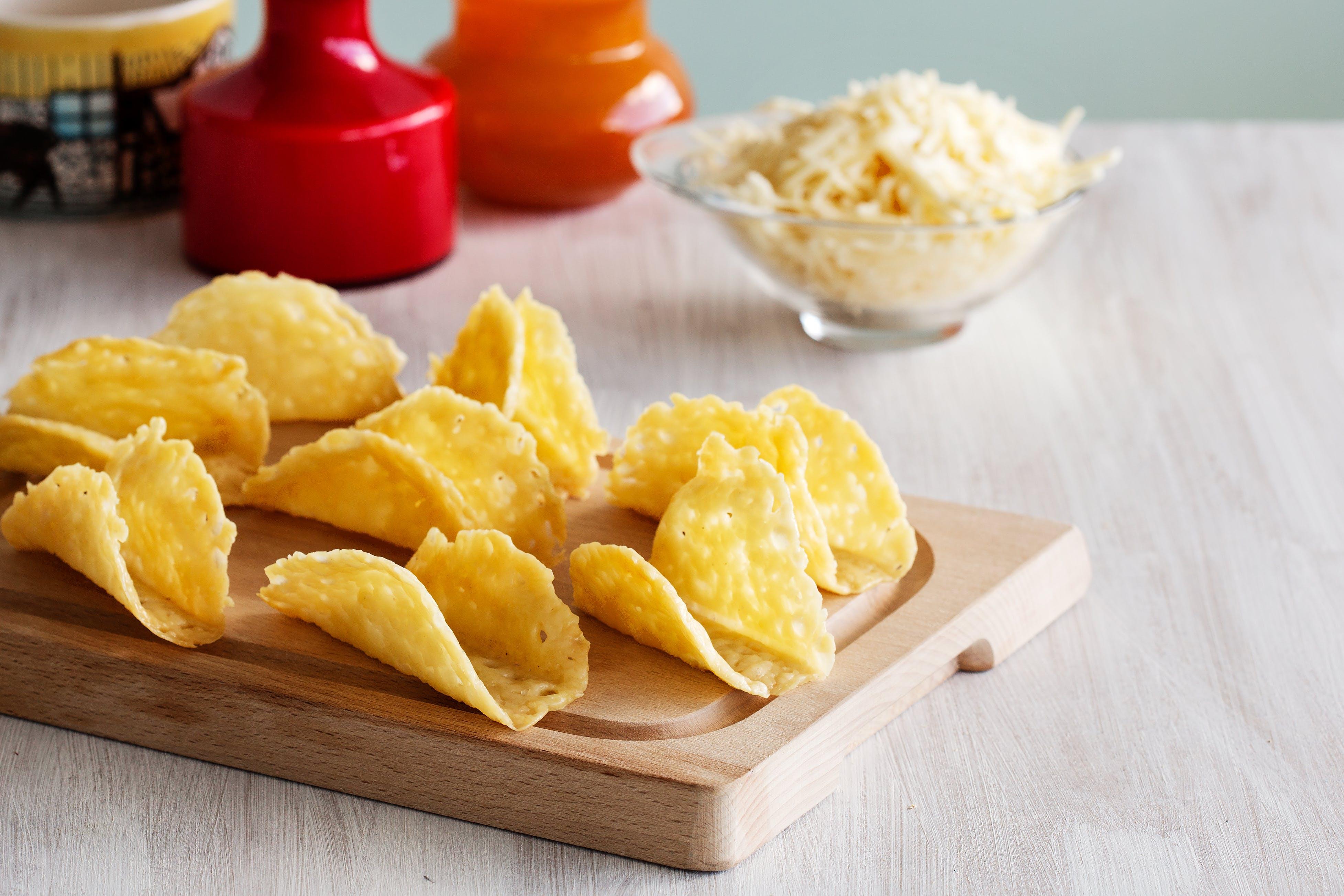Tacoskal av ost
