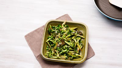 Smörstekt broccoli