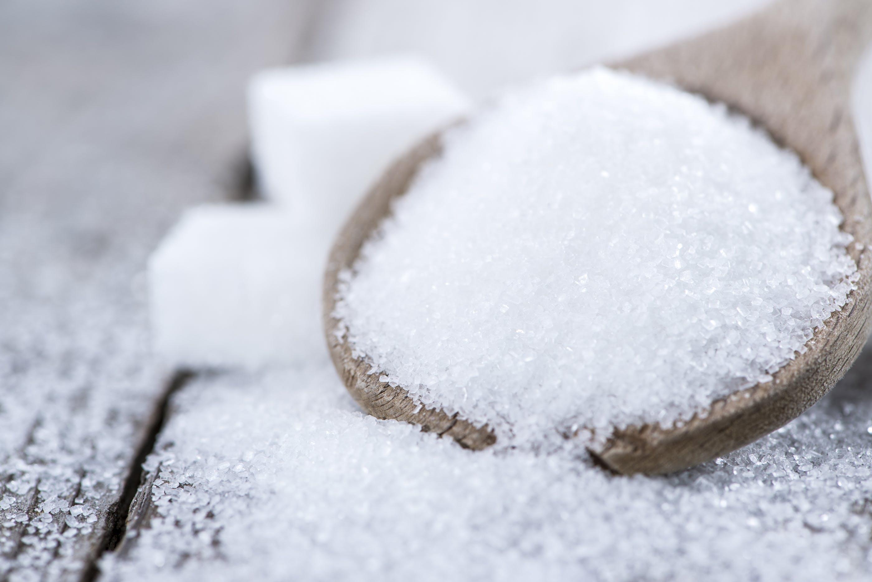 Sockerföretagets broschyr används i skolan
