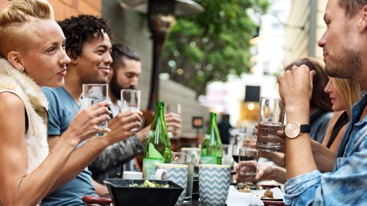Ny guide: Så äter du LCHF på restaurang
