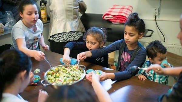 Amsterdams lösning på fetmakrisen: Ingen juice och tillräckligt med sömn
