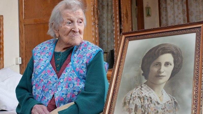 Världens äldsta har dött vid 117 års ålder – åt tre ägg om dagen
