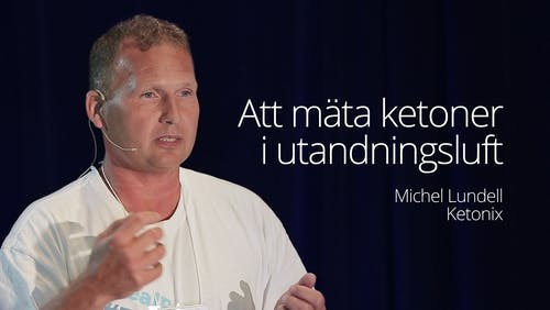 VIDEO: Michel Lundell - Using Ketone Breath Analysers (SD 2016)