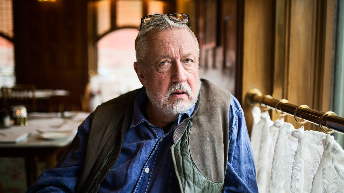 Leif GW Persson: Jag kör LCHF