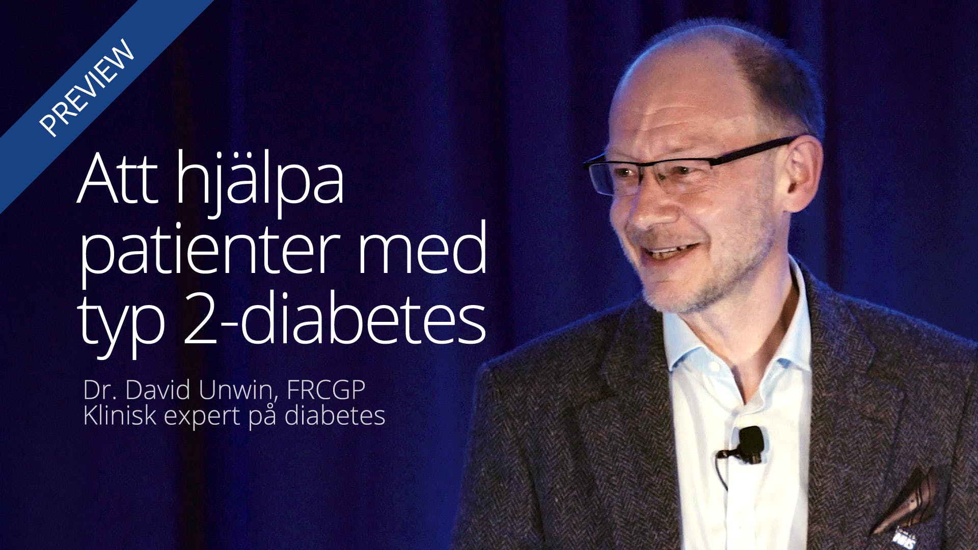 Att hjälpa patienter med typ 2-diabetes