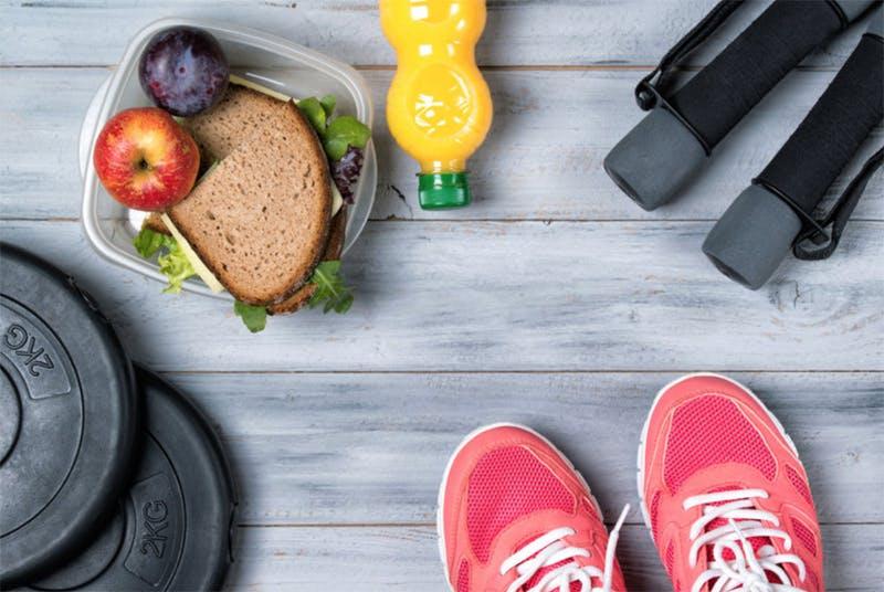 Vad är det bästa att äta före träning?
