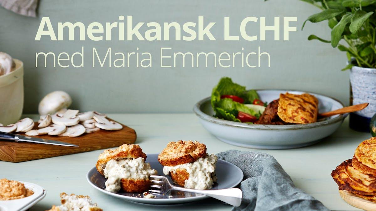 LCHF med Maria Emmerich