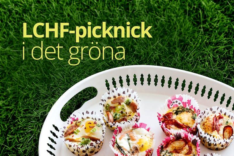 LCHF-picknick