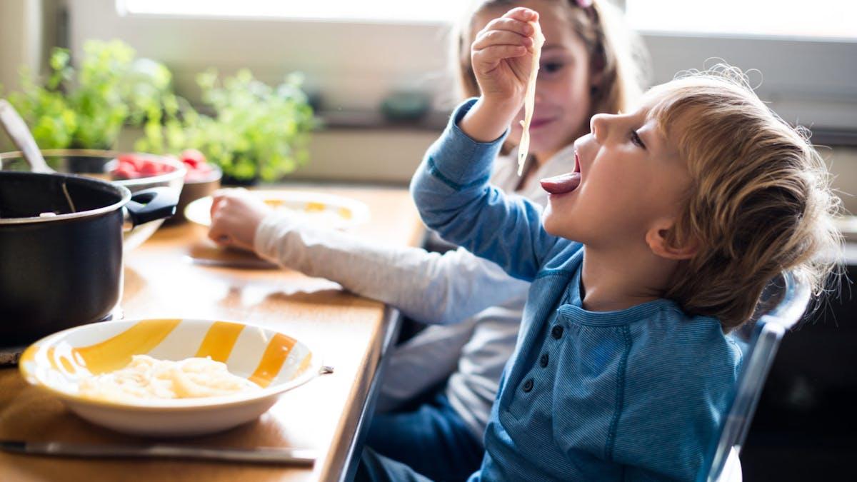 National Pasta Association: Barn som äter pasta har bättre kosthållning överlag