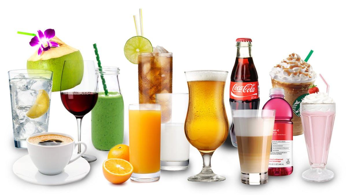 Drycker och LCHF – bäst och sämst