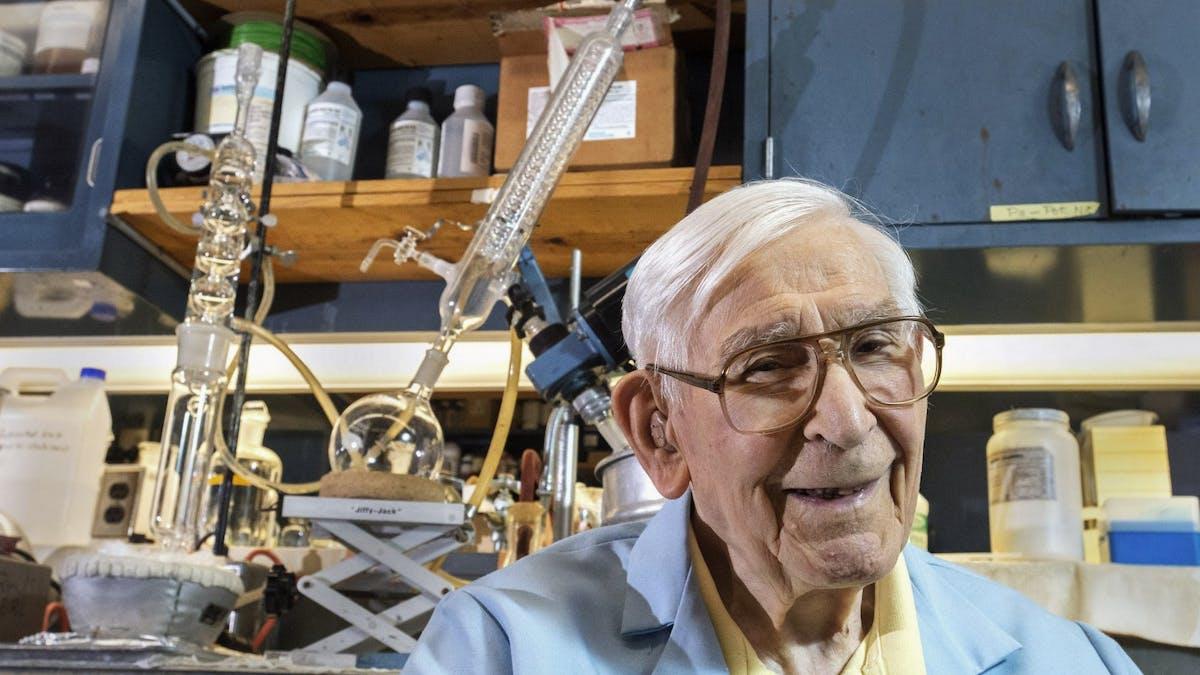 Forskare som varnat för transfetter har avlidit vid 102 års ålder