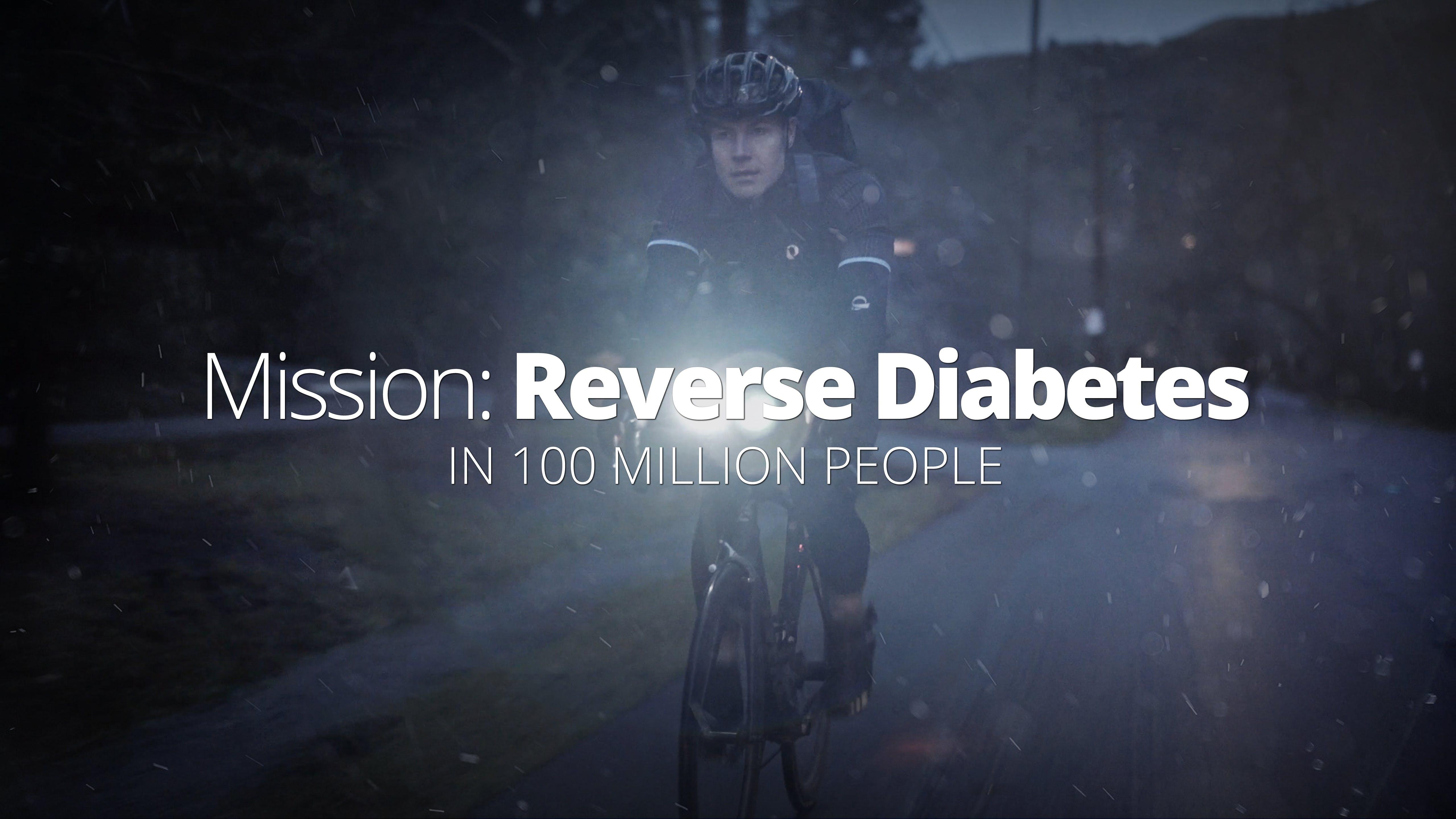 Uppdrag: Reversera diabetes –Sami Inkinen