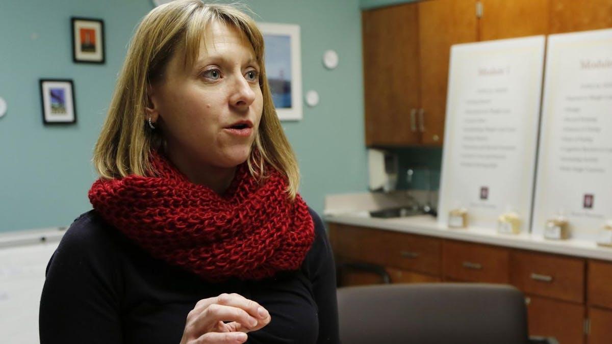 Dr Sarah Hallberg: Därför blir du tjock av insulin