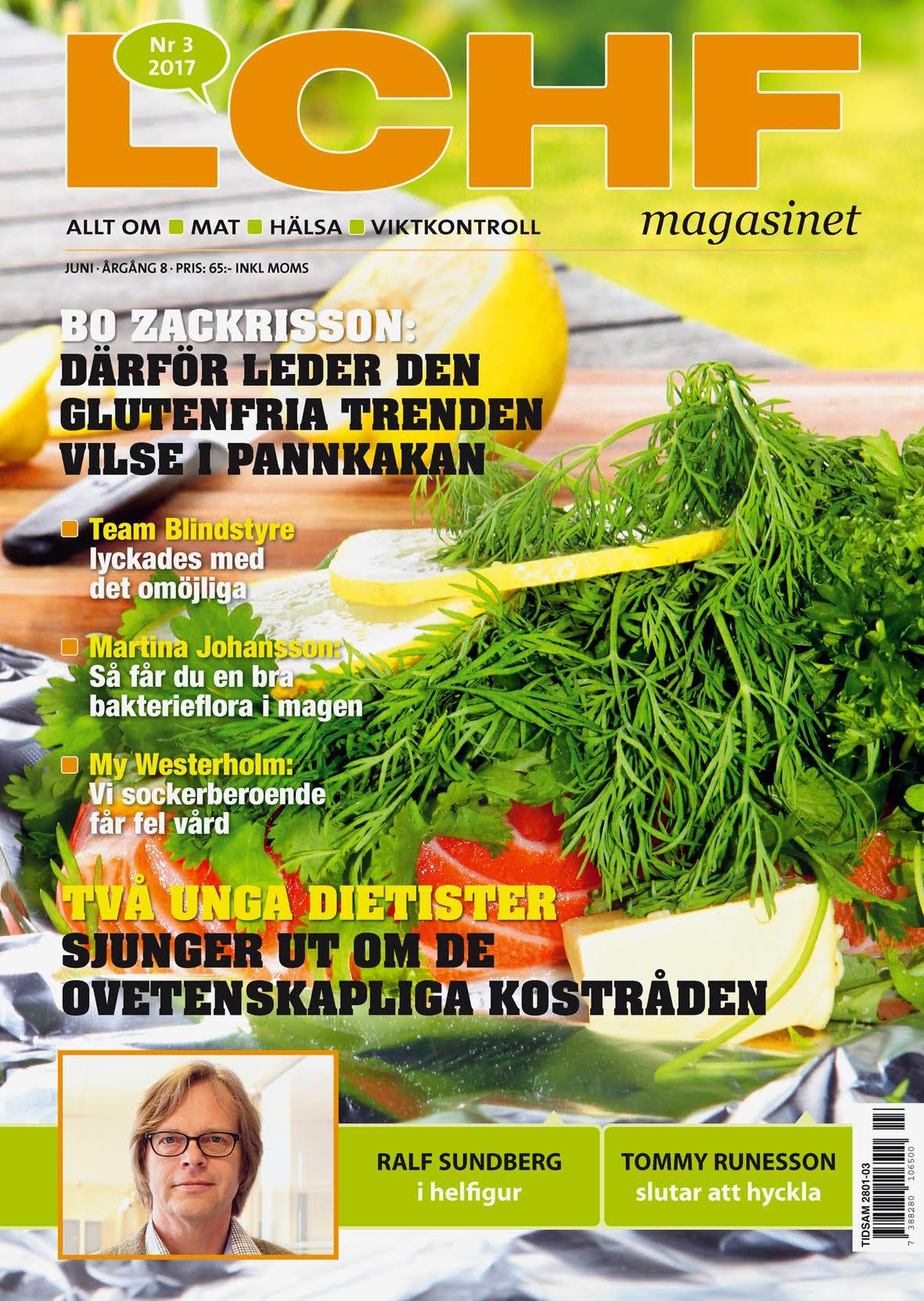 LCHF-magasinets sommarnummer