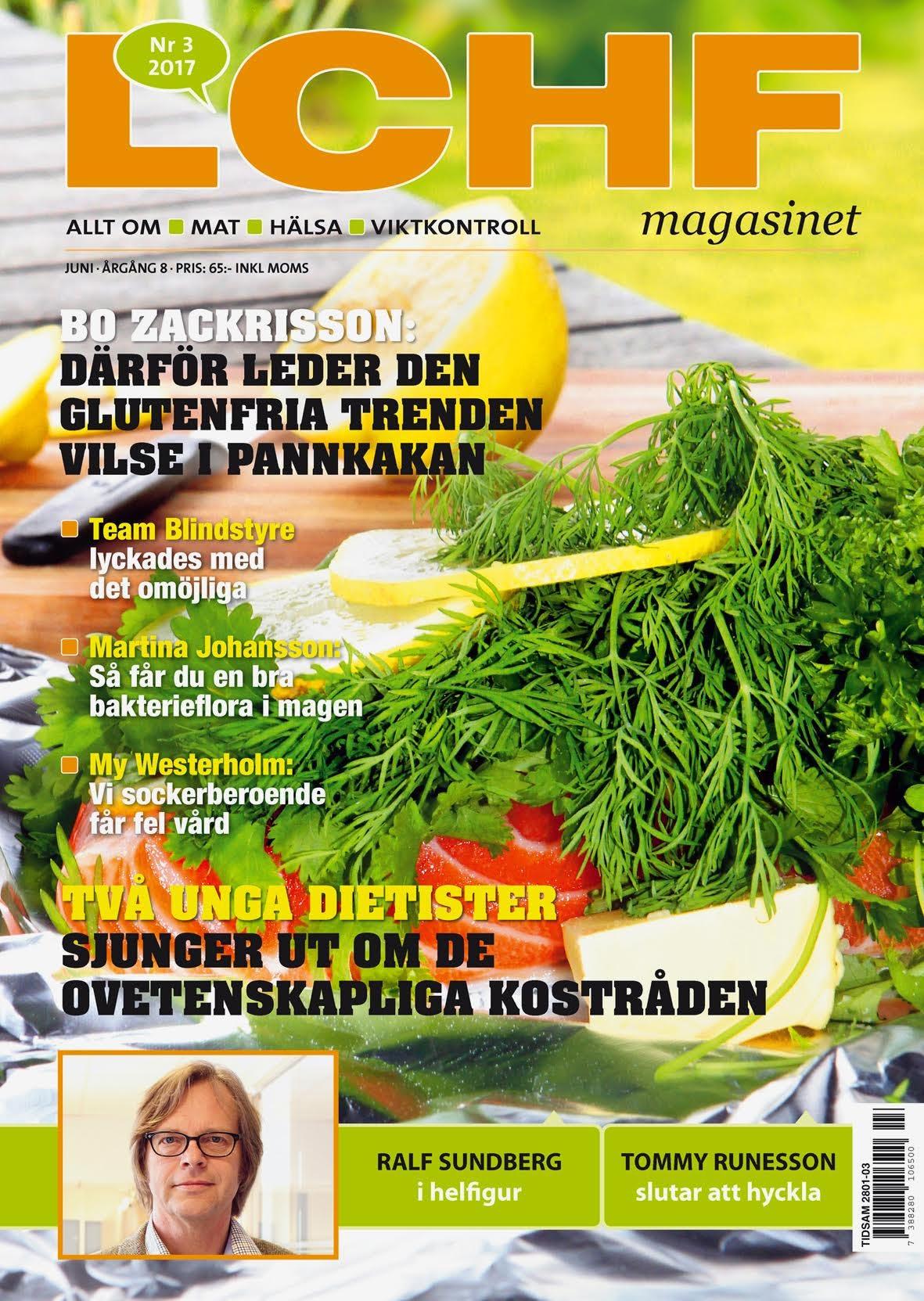 LCHF-magasinets sommarnummer