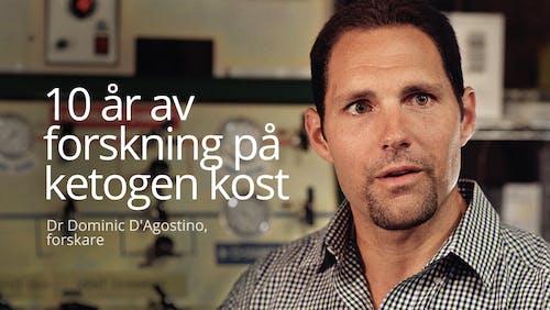 Tio år av forskning på ketogen kost