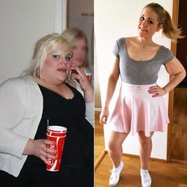 How My Lost 208 Pounds Without Sugar