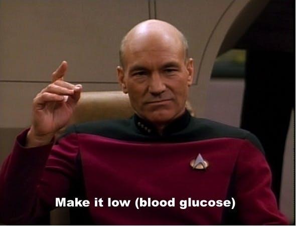 Därför är <strong>högt blodsocker</strong> inte det största problemet med diabetes