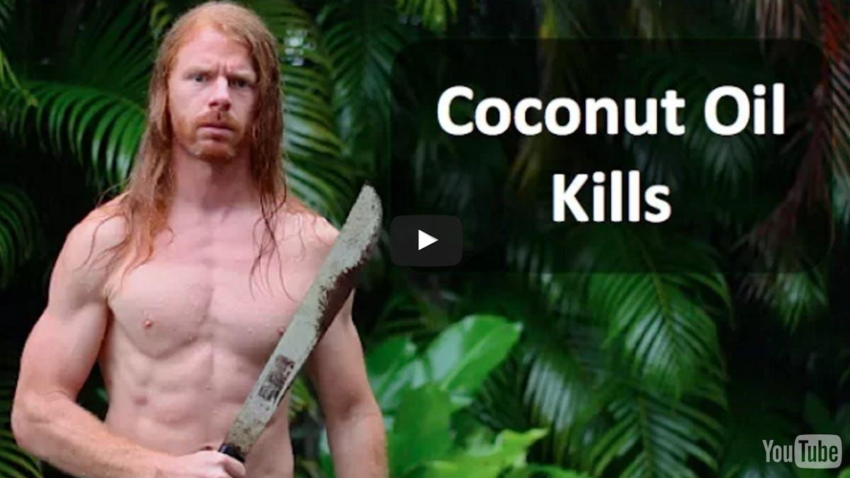 Kommer kokosolja att ta död på dig?