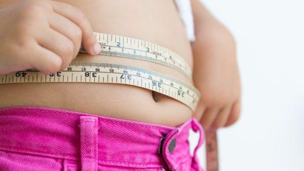 Oroande ökning av typ 2-diabetes hos barn