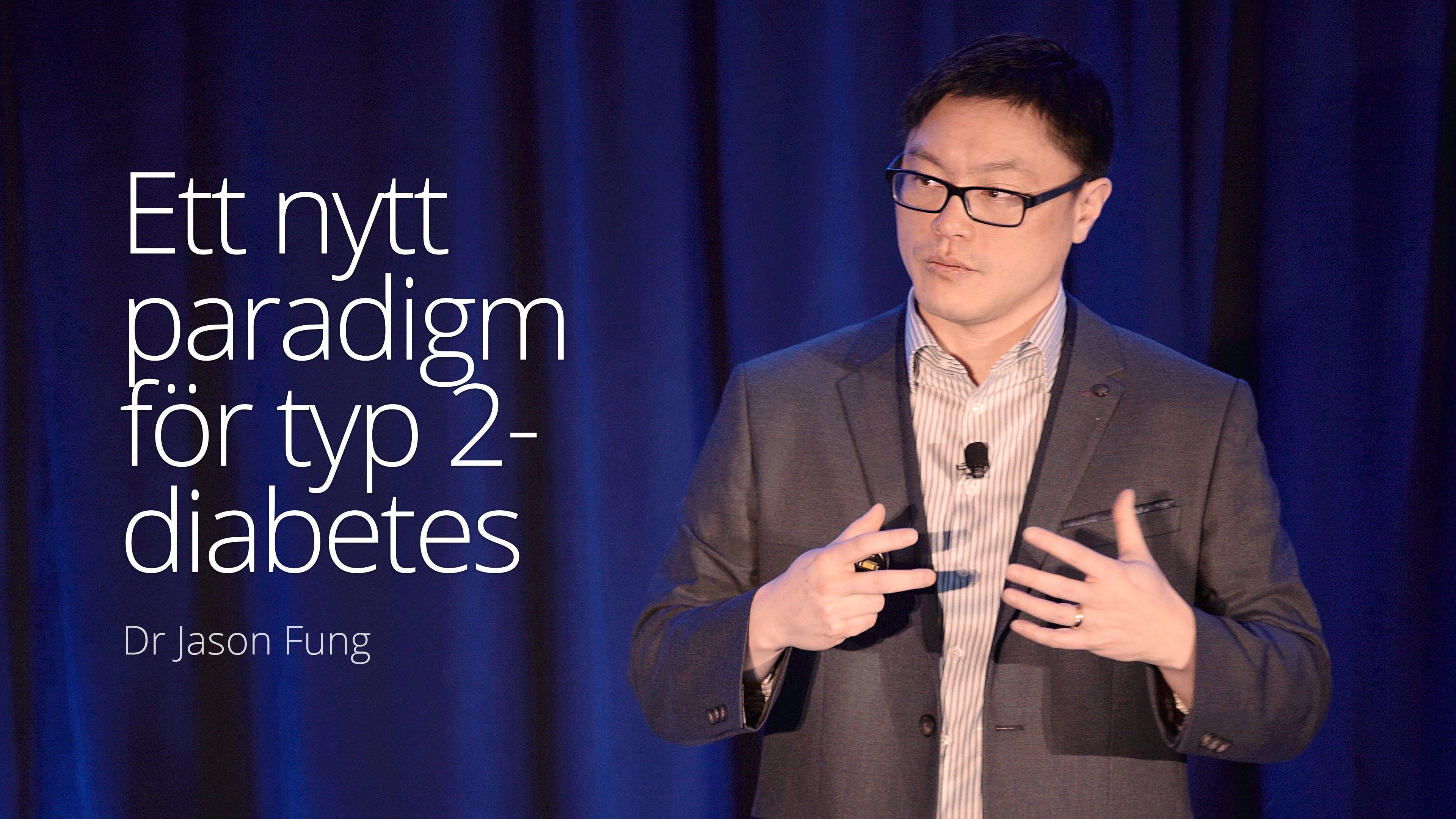 Ett nytt paradigm för typ 2-diabetes