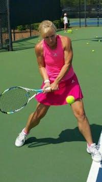 Jessica-tennis