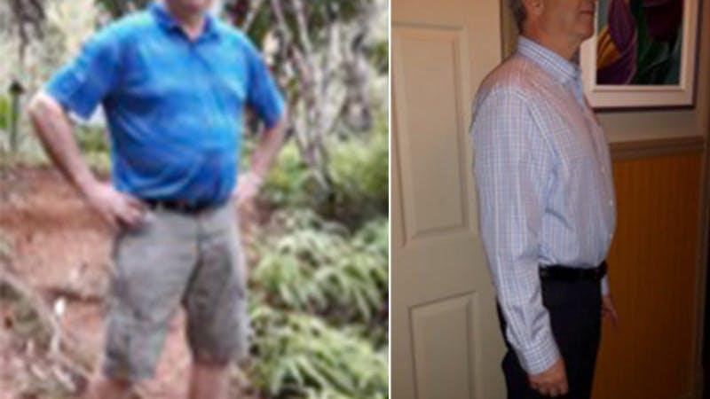 Så reverserade Jacques typ 2-diabetes och högt blodtryck