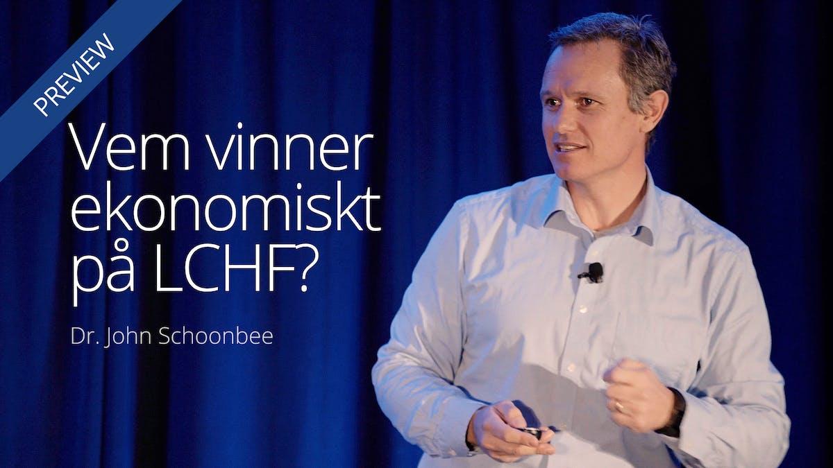 Vem vinner ekonomiskt på LCHF?