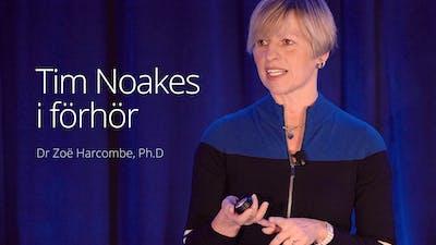 Professor Noakes i förhör