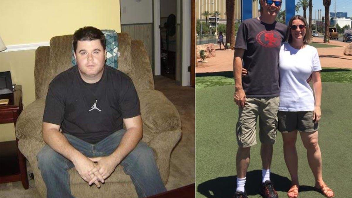 Att gå ner 50 kilo och hålla vikten i sju år