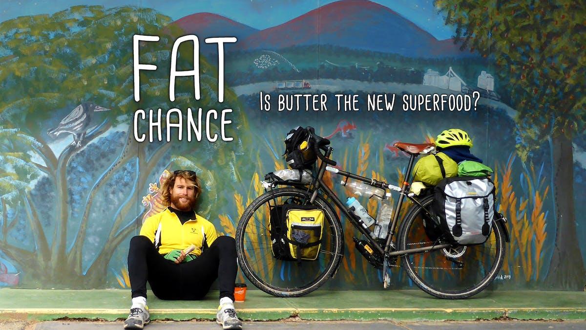 Fat Chance – kan man cykla tvärs över Australien utan kolhydrater?