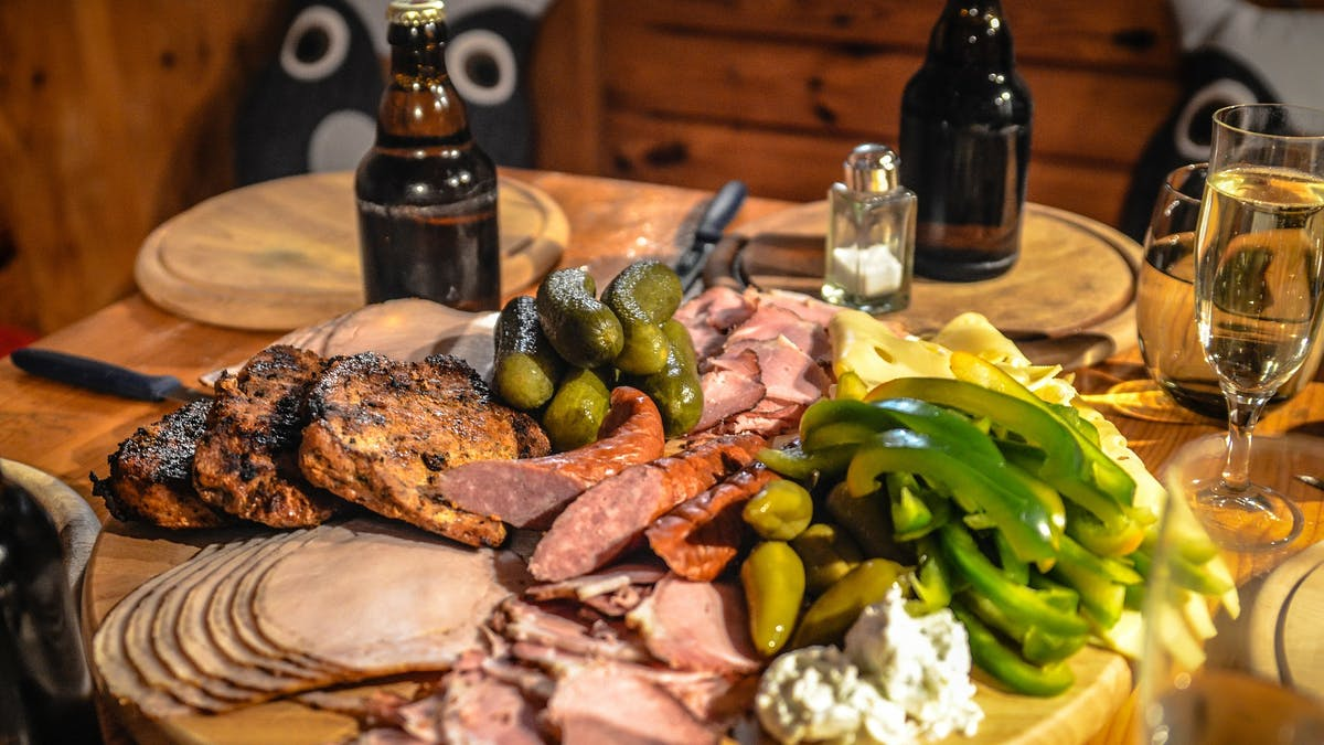 Kött, IBS och bönpasta